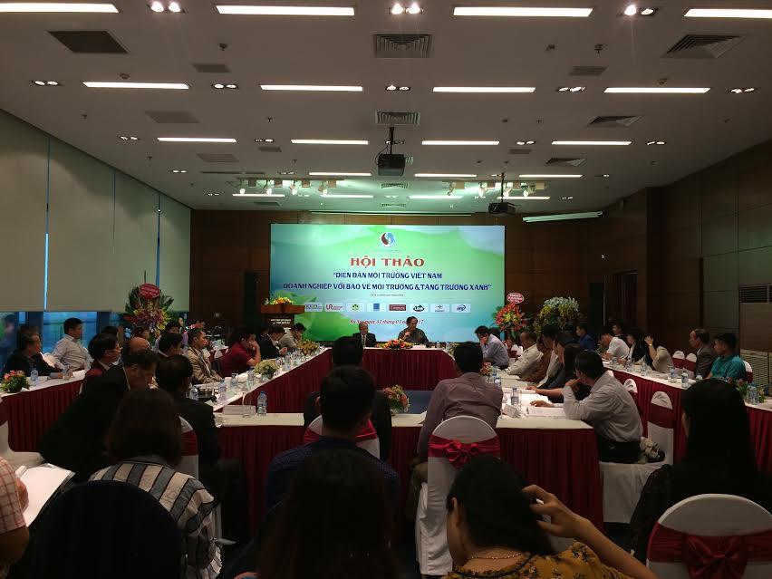 Hội thảo môi trường