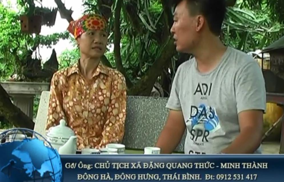 Hệ thống MET của nhà ông chủ tịch xã Đông Hà, Đông Hưng, Thái Bình