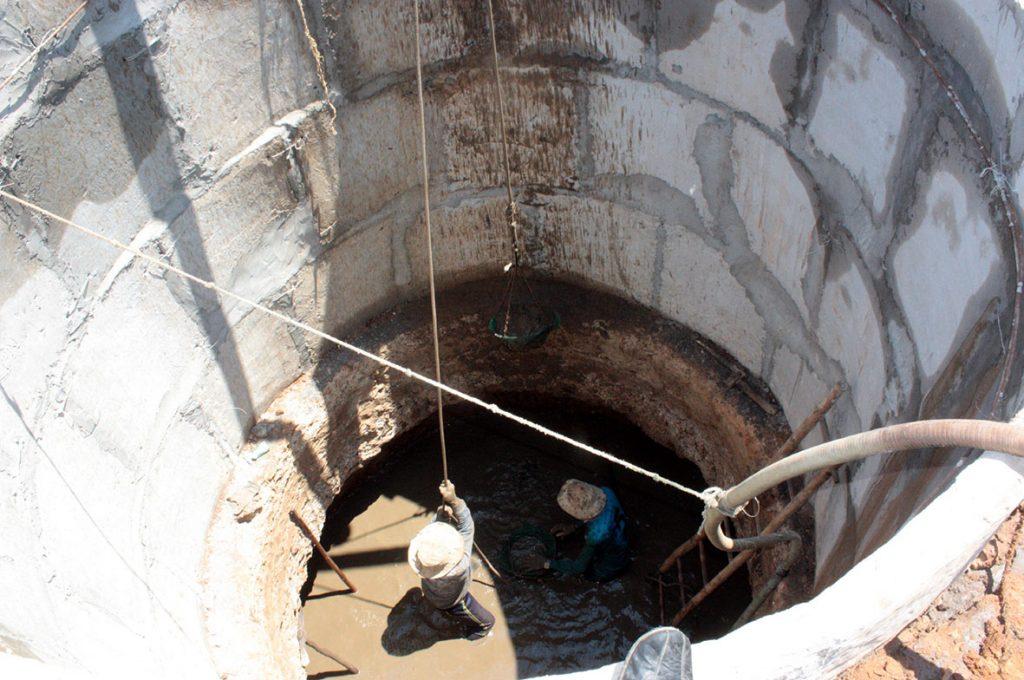 Xử lý nước giếng đào