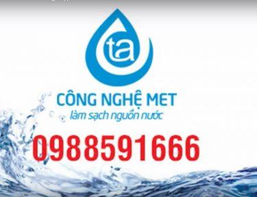 xử lý nước bằng công nghệ MET