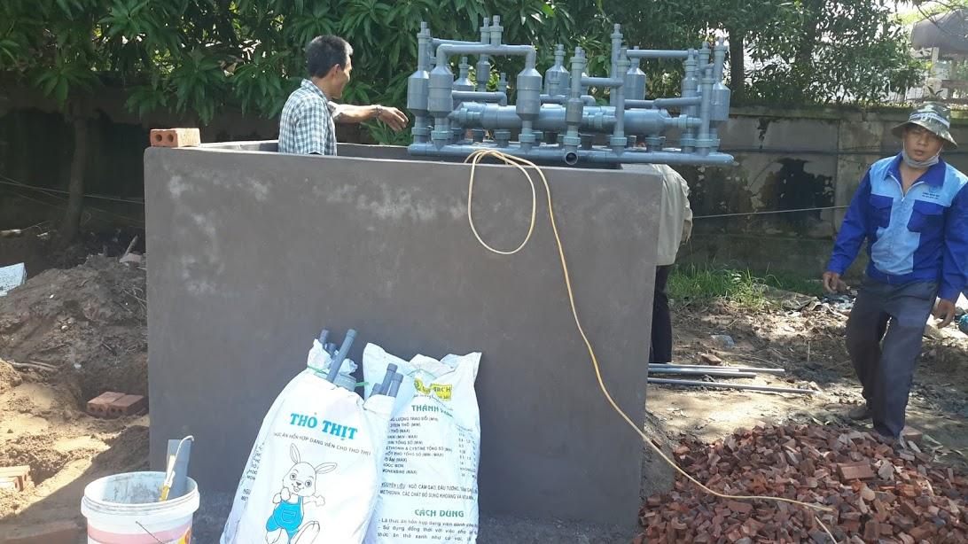 Công trình xử lý nước MET