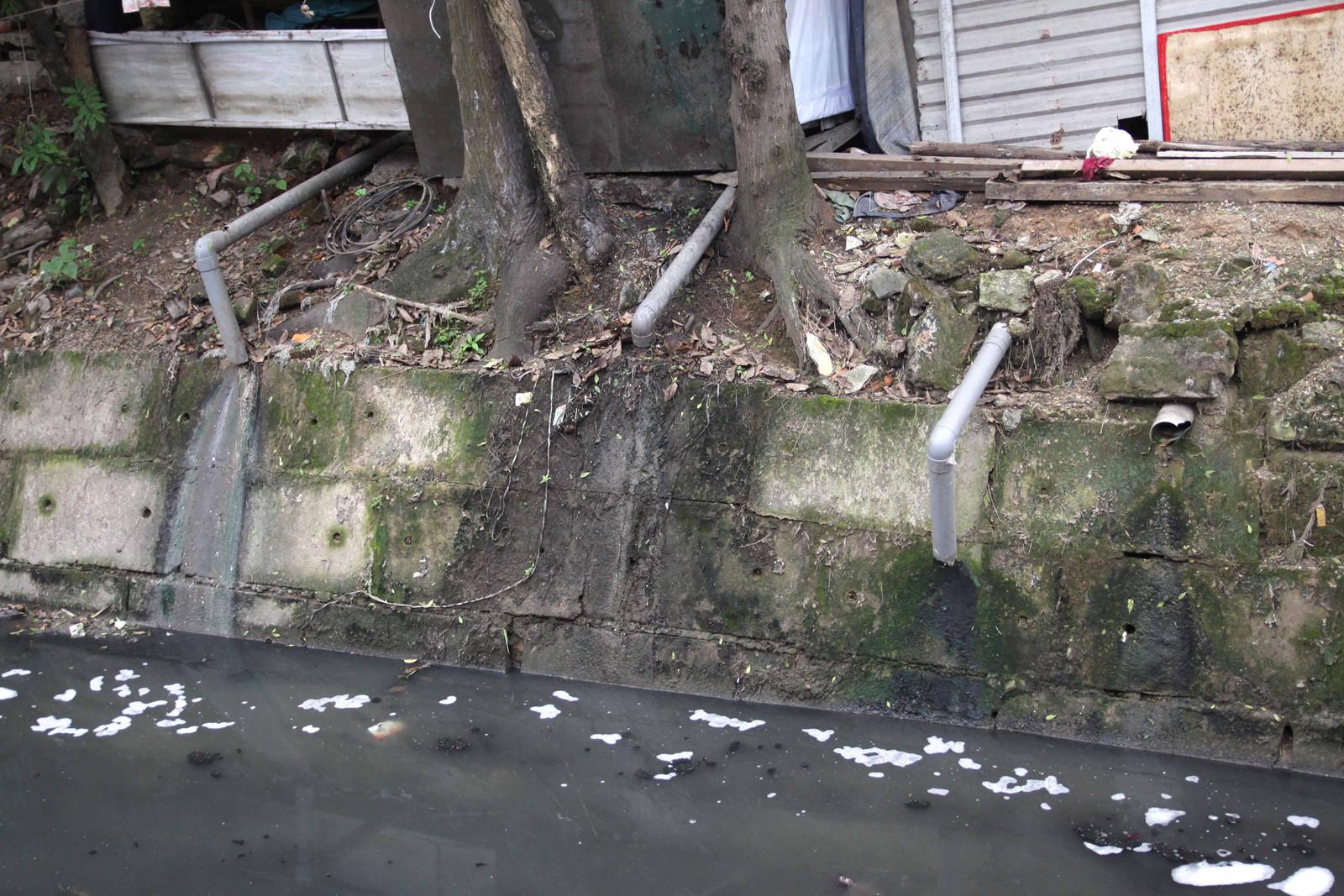 ô nhiễm nước thải sinh hoạt 1