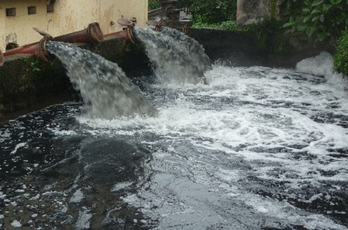 Xử lý nước thải công nghiệp ở Hưng Yên