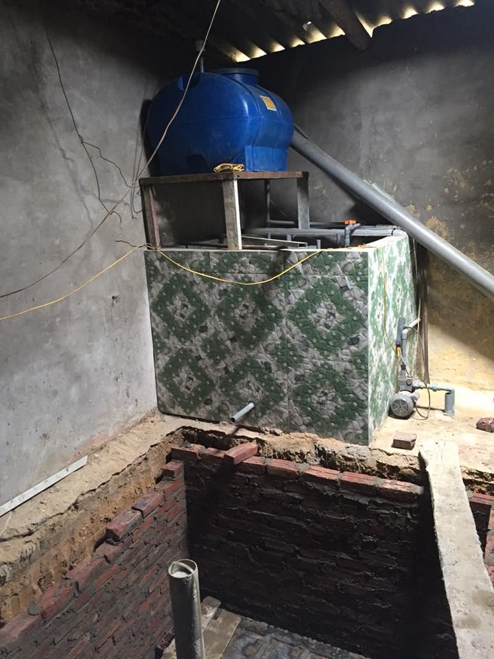 xử lý nước met tại thái nguyên