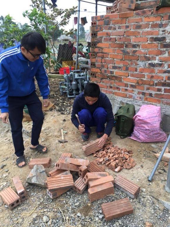 Công Trình xử lý nước MET đã vừa lắp tại Nông Cống, Thanh Hóa