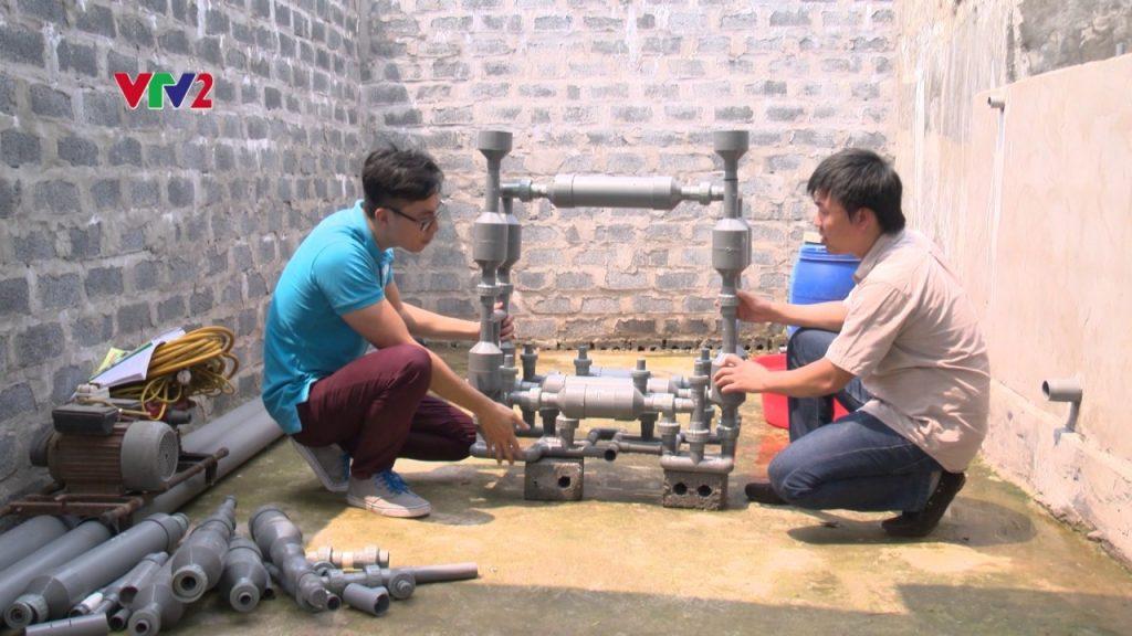 quy định về xử lý nước thải công nghiệp