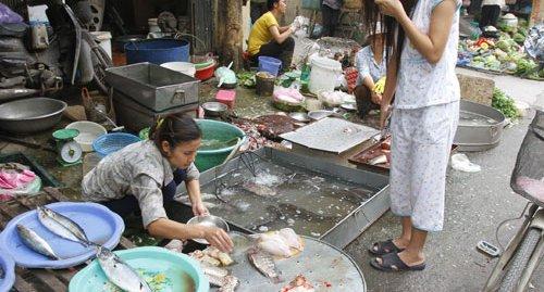 quy chuẩn Việt Nam về nước thải sinh hoạt