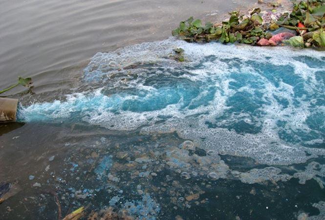 quy trình xử lý nước thải