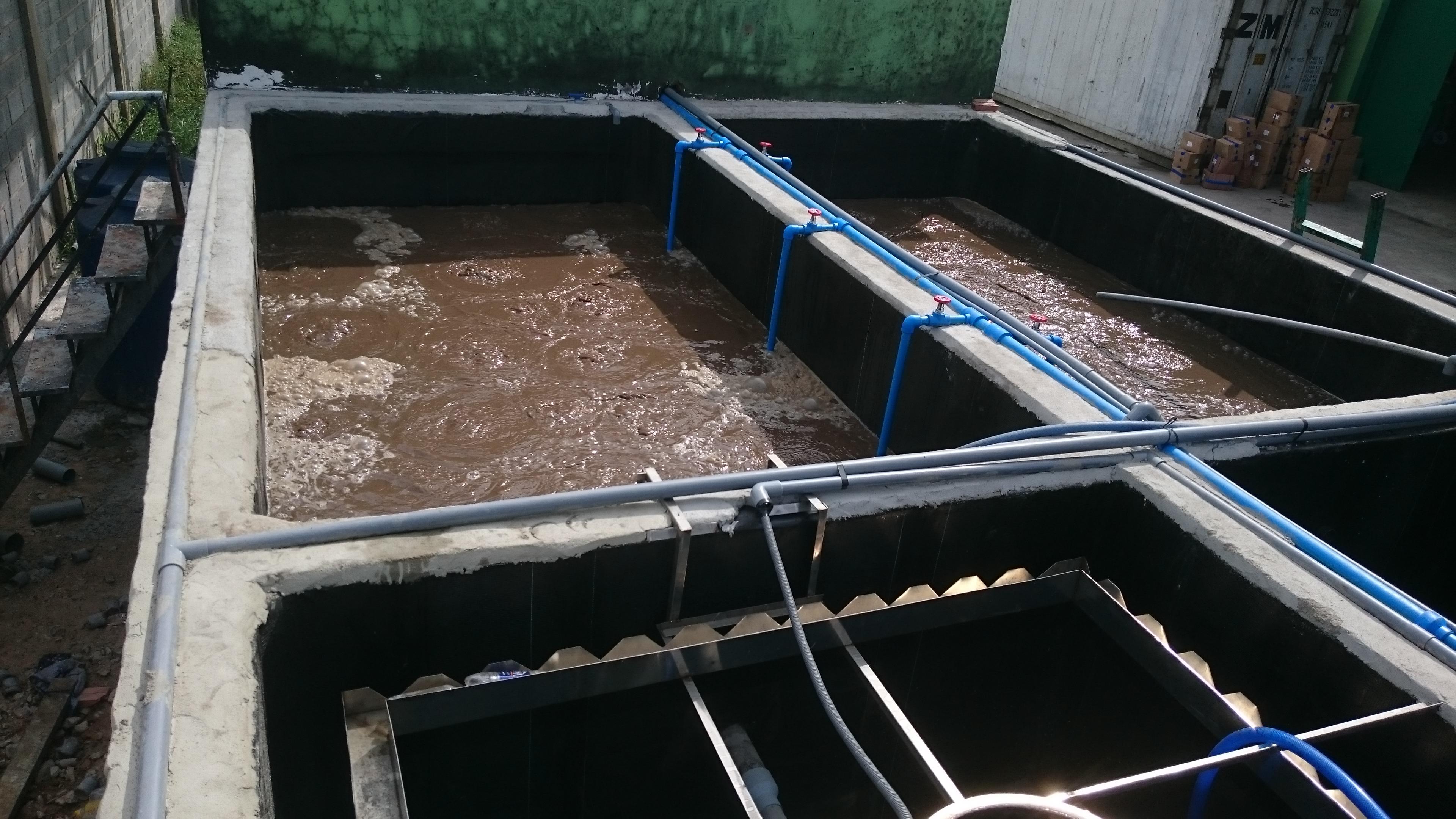Xử lý nước thải nhà hàng 1