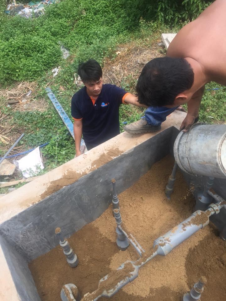 Xử lý nước thải cao su Bình Dương