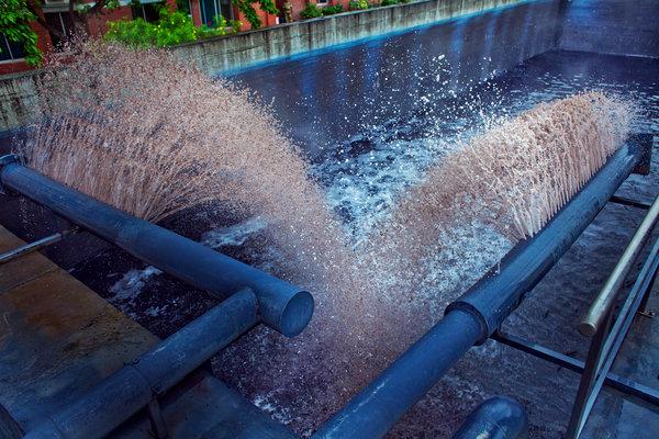 xử lý nước thải ngành mực in