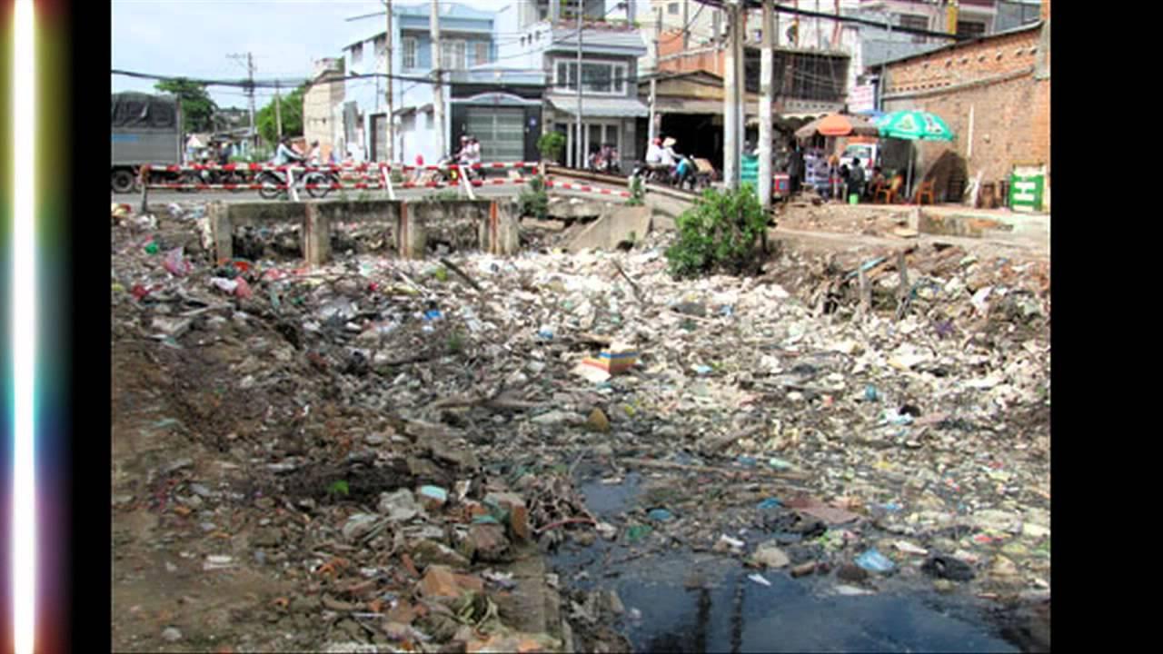 ô nhiễm môi trường nước và hậu quả của nó có nguy hiểm như thế nào.