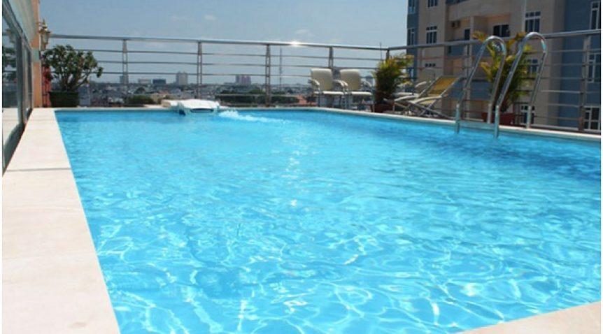 tìm kiếm giải pháp an toàn tiết kiệm trong vấn đề xử lý nước hồ bơi