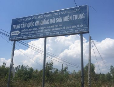 Công nghệ MET xử lý nước thải thủy sản tại Nha Trang