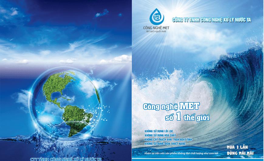 Men vi sinh xử lý nước thải công nghệ met