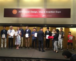 Trao giải thưởng công nghệ MET