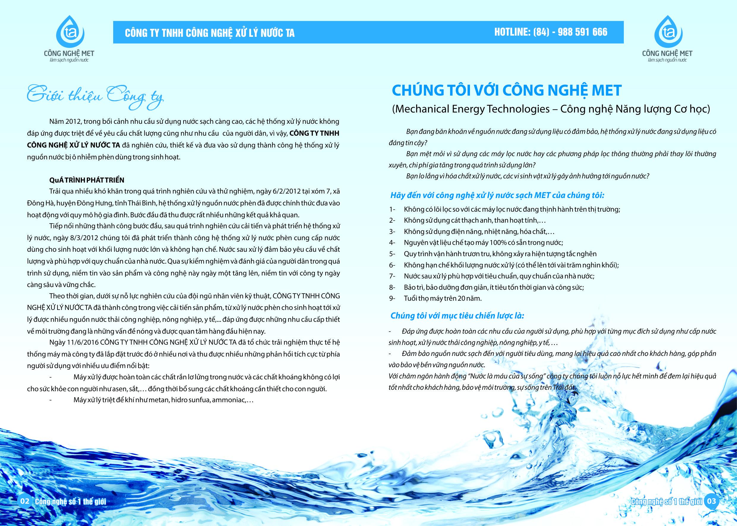 Xử lý nước thải xi mạ công nghệ MET