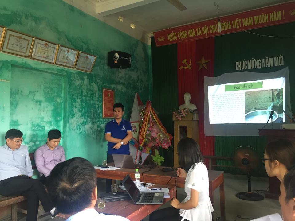 Công nghệ xử lý nước Met – Mang nước sạch tới Nông Cống, Thanh Hóa