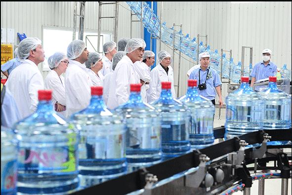 Thị trường sản xuất nước tinh khiết