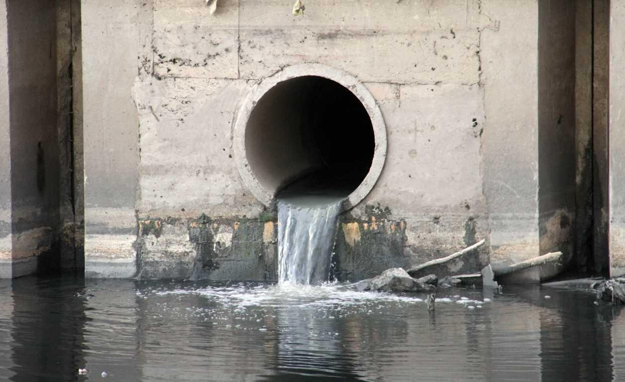 tình hình nước thải hiện nay