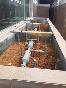 Xử lý sắt và mangan trong nước ngầm bằng công nghệ MET