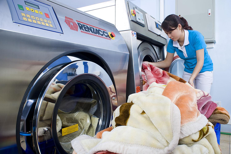 Nền công nghiệp giặt là