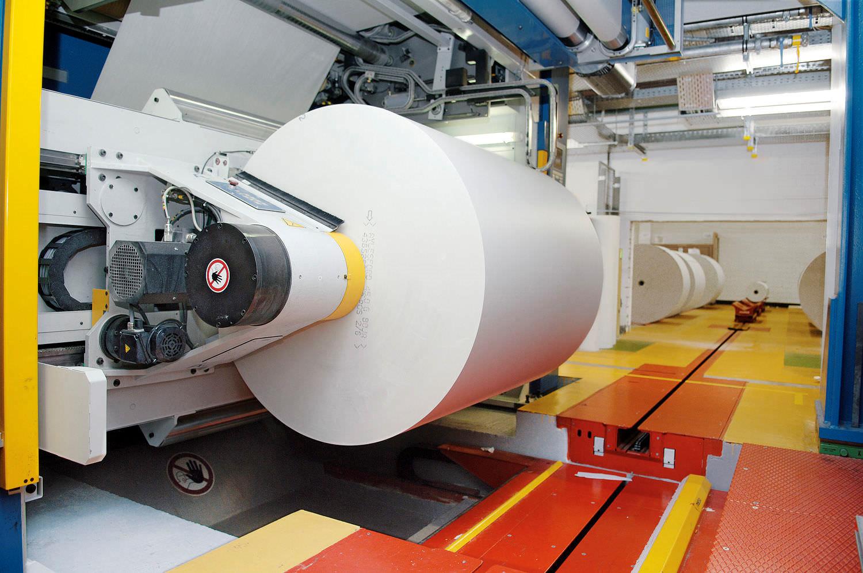 Ngành sản xuất giấy