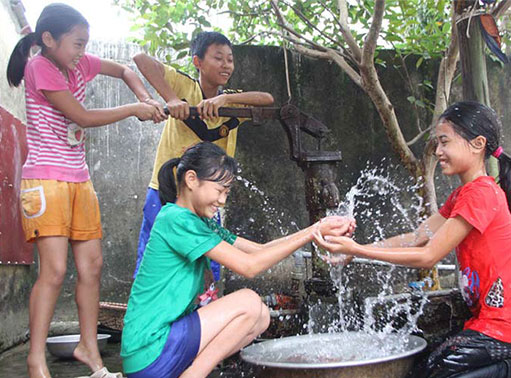 Đầu tư xử lý môi trường nước chưa tương xứng với thực tế