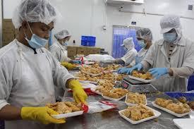 Sản xuất bánh kẹo