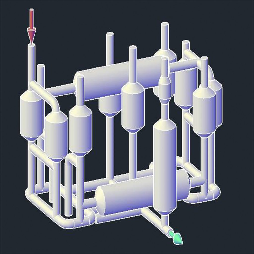 Xử lý nước thải bánh kẹo bằng Công nghệ MET