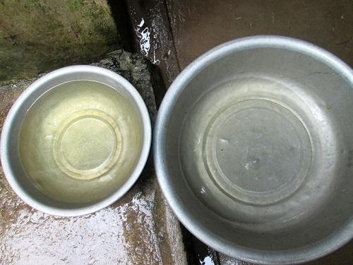 Xử lý nước giếng khoan bằng máy lọc