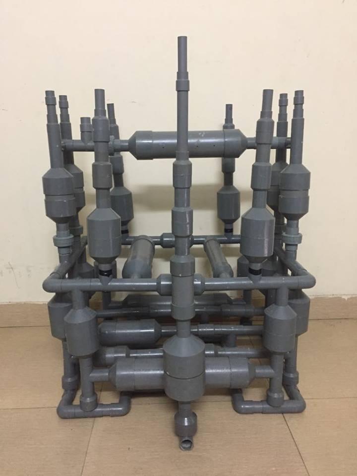 Công nghệ xử lý nước cấp từ nước mặt