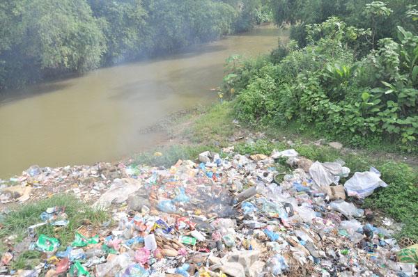 Tác hại nước thải sinh hoạt