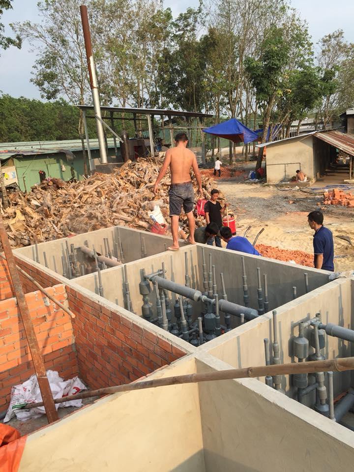 xử lý nước thải từ hầm biogas bằng Công Nghệ MET