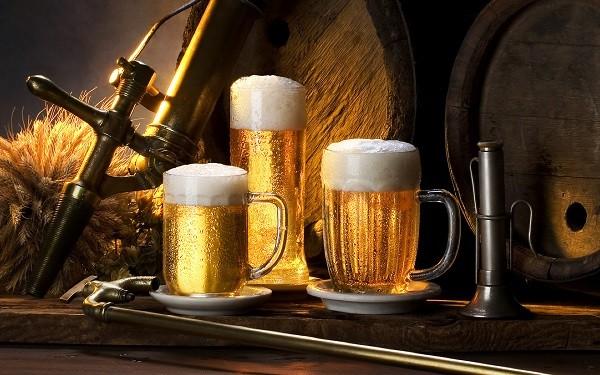 Nguồn nước thải sản xuất bia