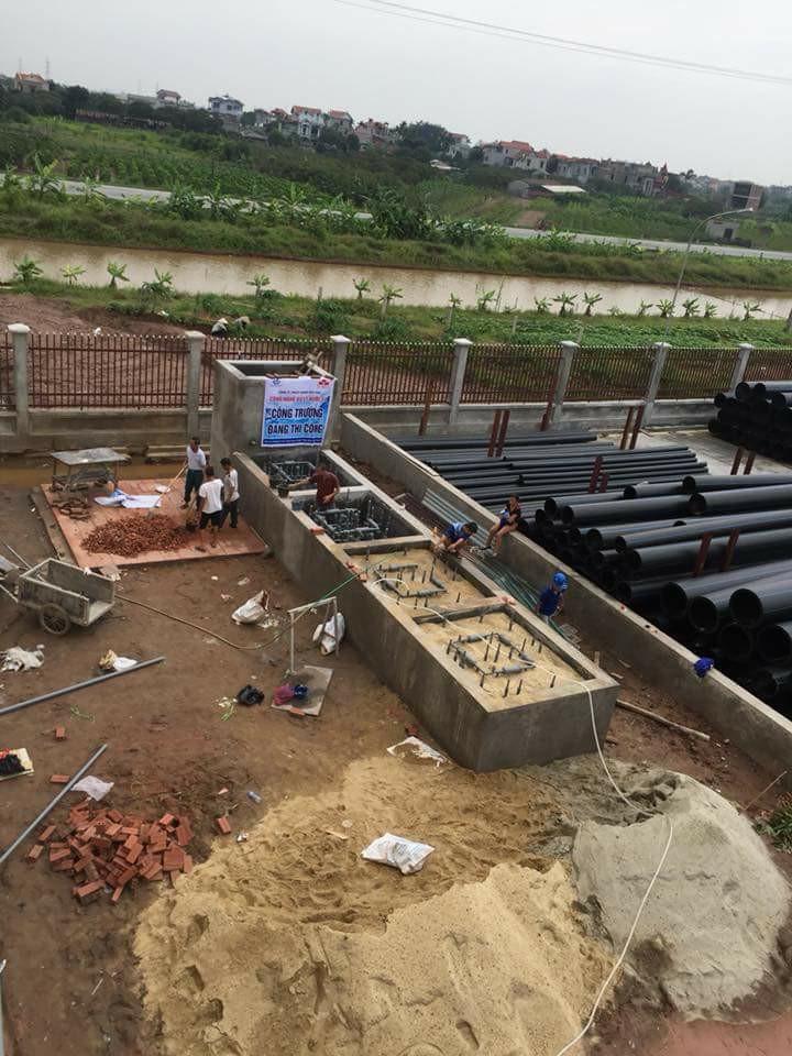 Xử lý nước thải phòng thí nghiệm bằng Công Nghệ MET