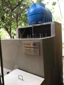 Biện pháp xử lý triệt để nước giếng khoan nhiễm kim loại nặng trong nước