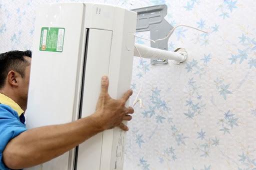 nước thải máy điều hòa