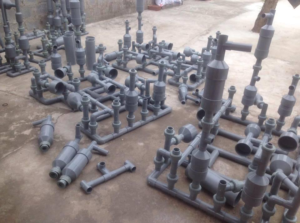 Xử lý nước thải sinh hoạt Công Nghệ MET