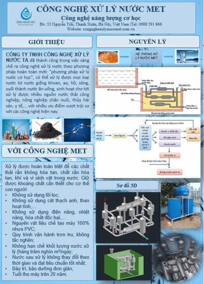 Các phương pháp xử lý ô nhiễm nước thải hiện nay?