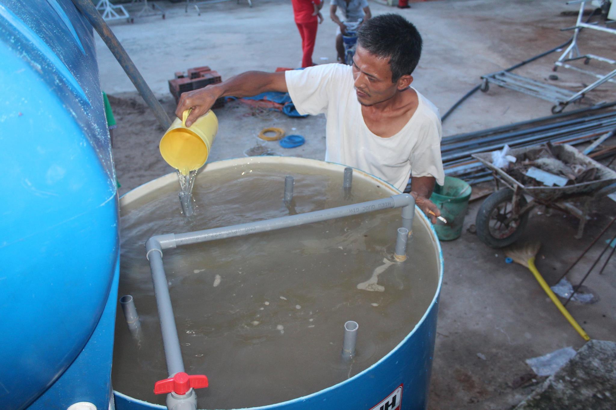 Nguồn gốc nước thải sinh hoạt được bắt nguồn từ đâu?