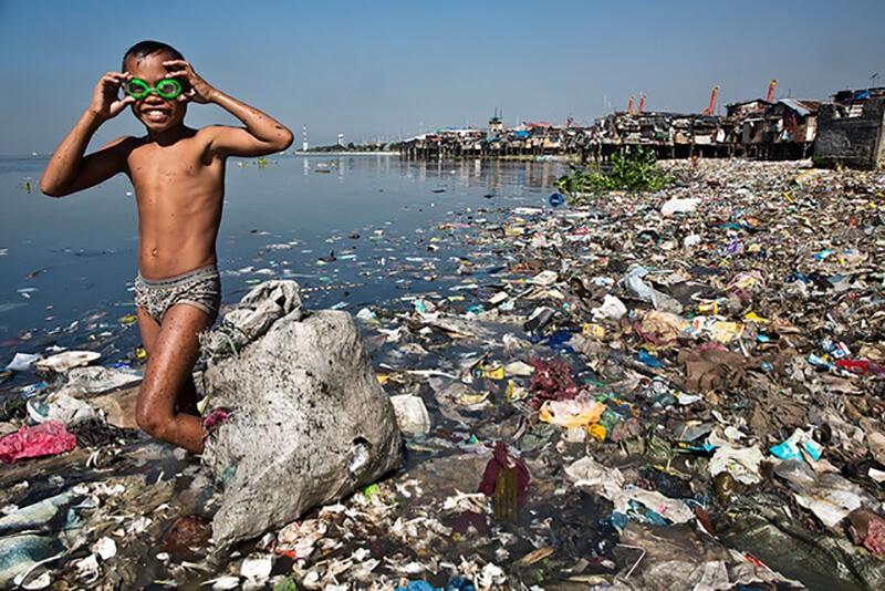 Nguyên nhân ô nhiễm môi trường nước trên thế giới