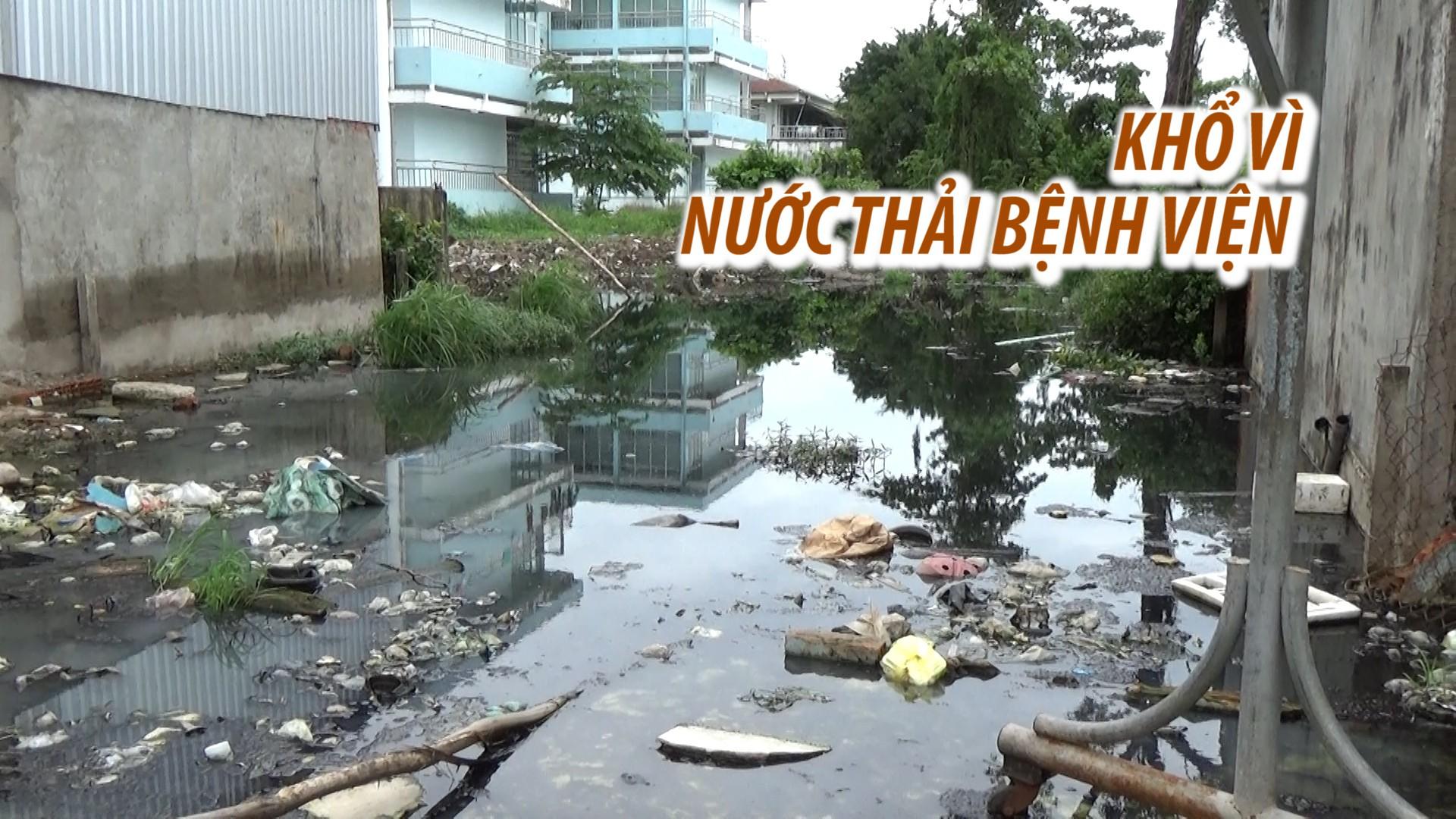 Nước thải bệnh viện