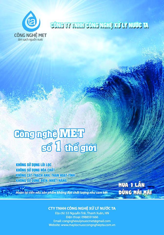 Dịch vụ xử lý nước thải Bình Dương uy tín nhất hiện nay