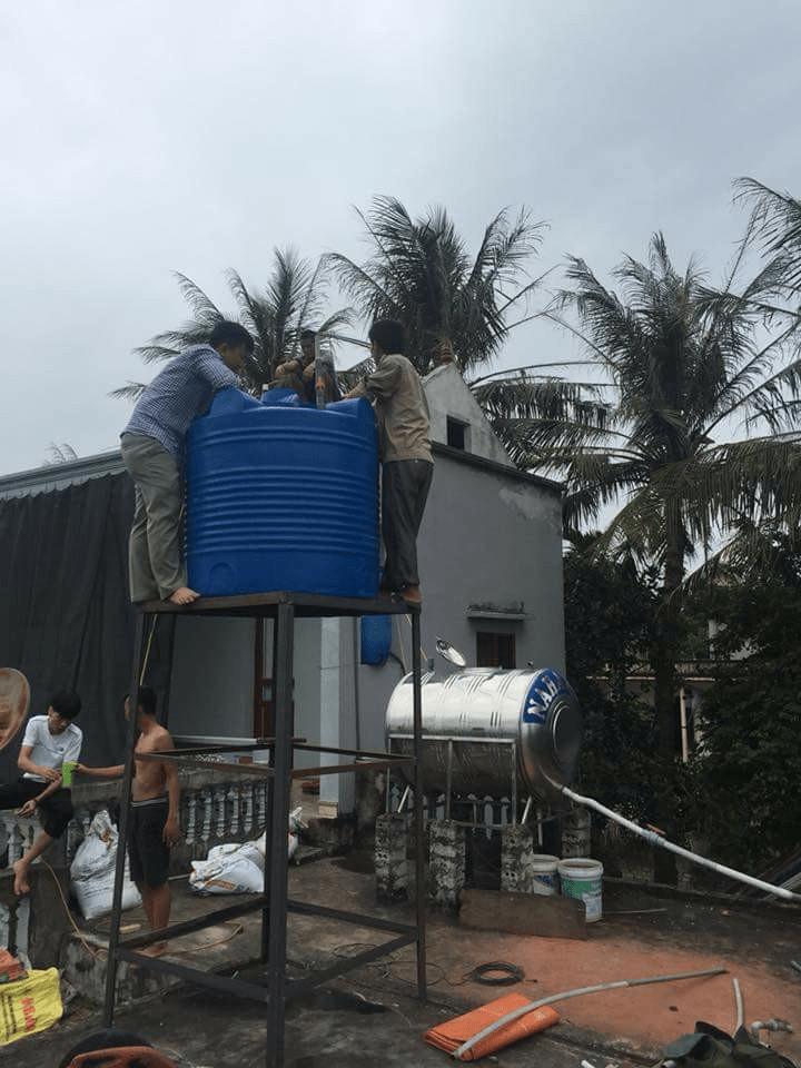 Nước thải từ máy lọc nước có dùng được không