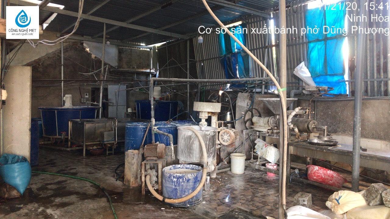 Công nghệ xử lý nước thải MET số 1 hiện nay