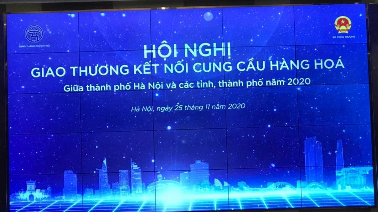 Công nghệ MET tham dự hội nghị kết nối cung cầu