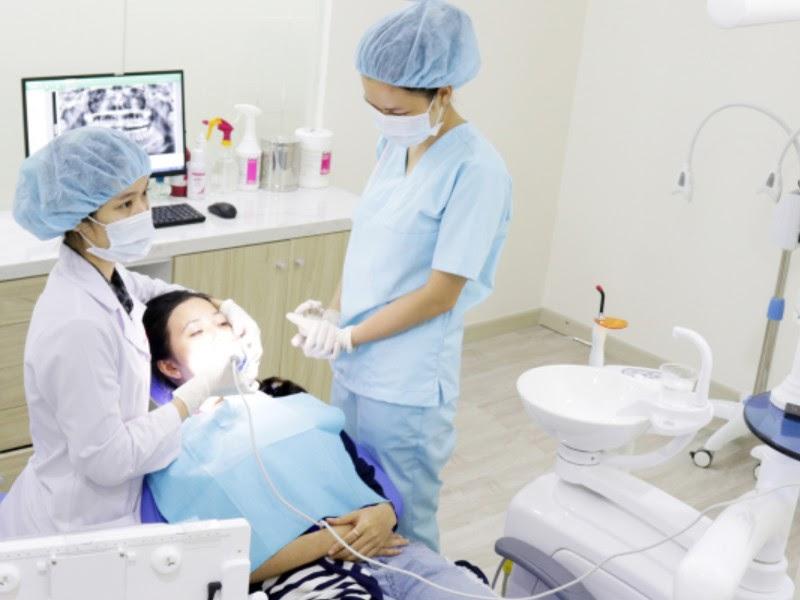 Phòng khám nha khoa là nơi có nước thải khá phức tạp, cả vi khuẩn gây bệnh