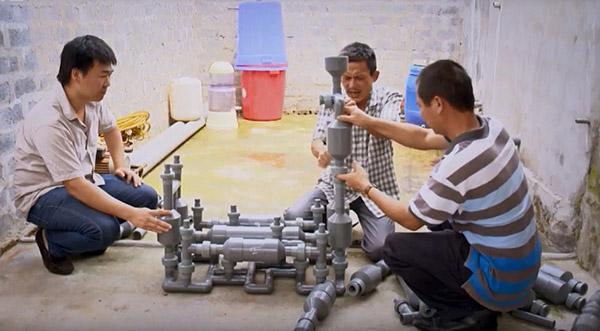 Công nghệ Met xử lý nước thải dệt nhuộm