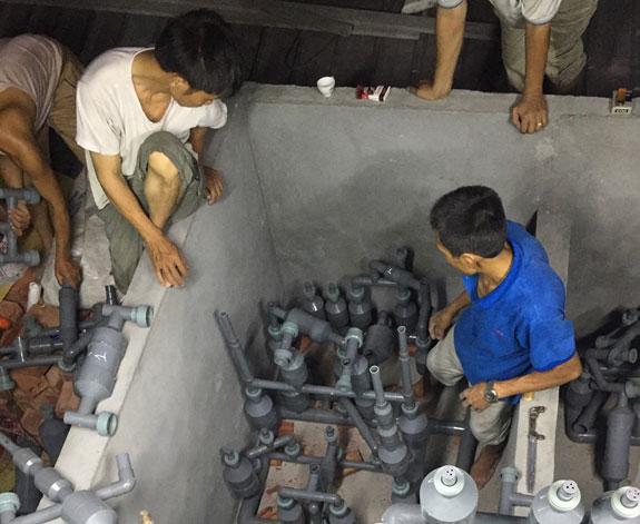Công nghệ xử lý nước thải sinh hoạt Met